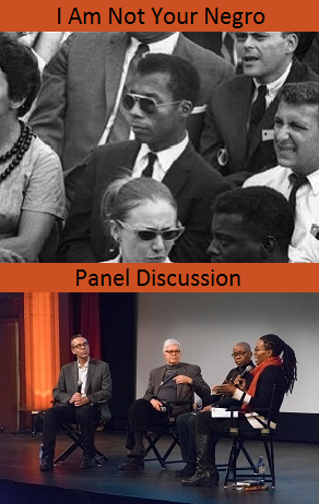 I Am Not Your Negro (panel discussion)