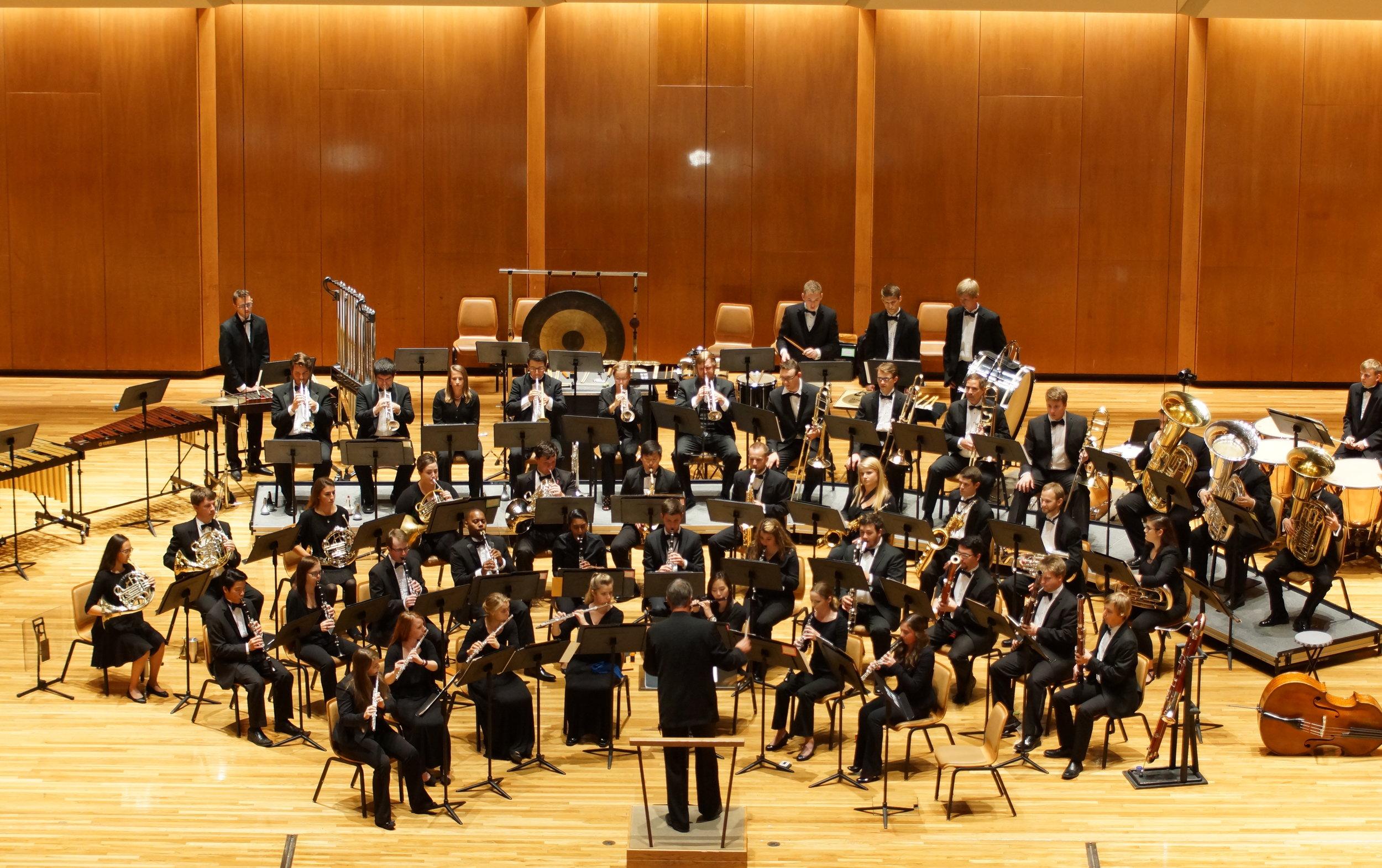 University Of Illinois Calendar 2020 Illinois Wind Symphony — The University of Illinois Bands