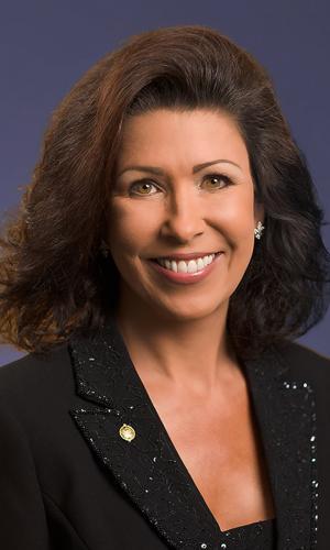 Dr. Linda Moorhouse - Senior Associate Director of Bands | Associate Director, School of Music