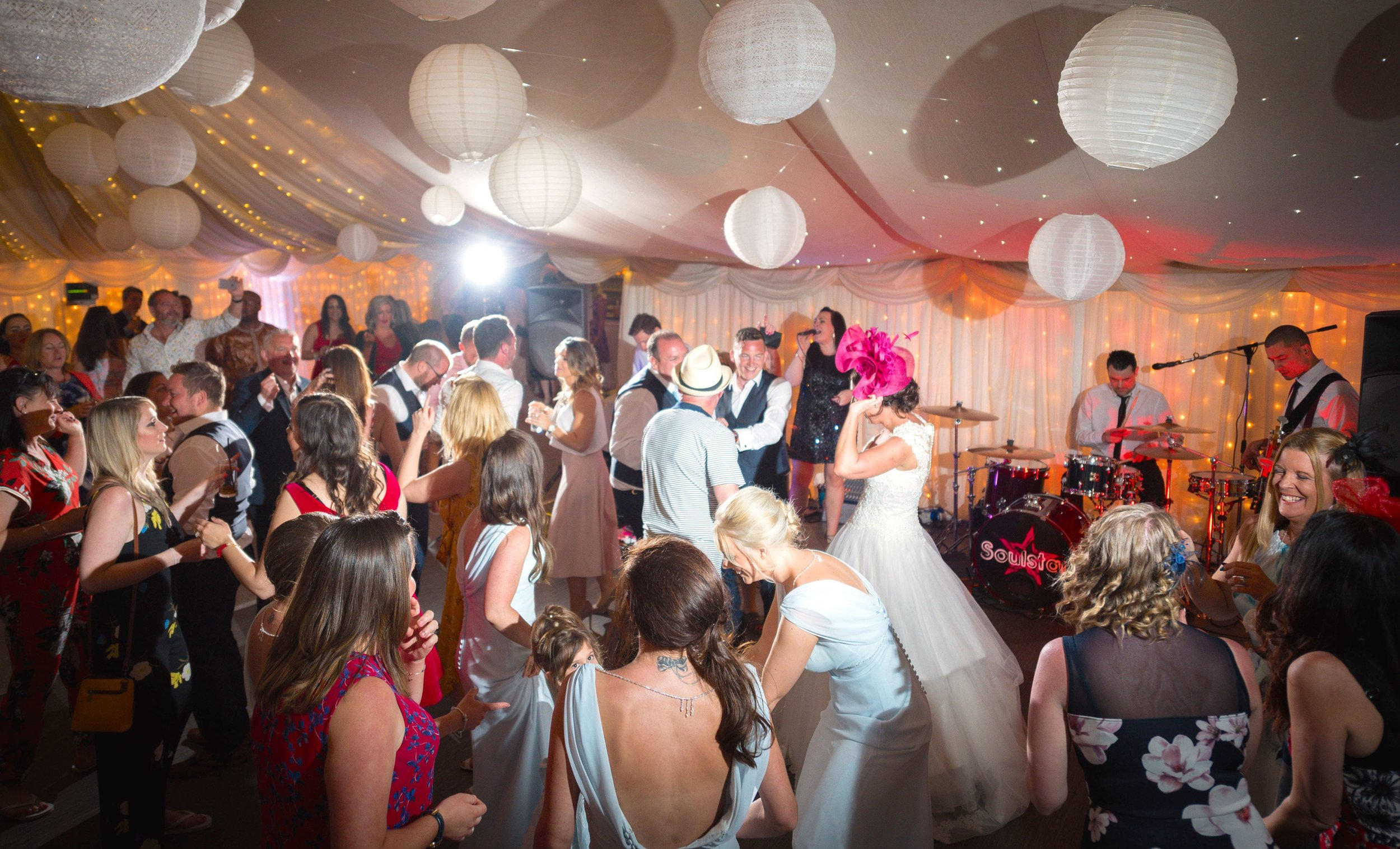 WeddingbandParleyManor