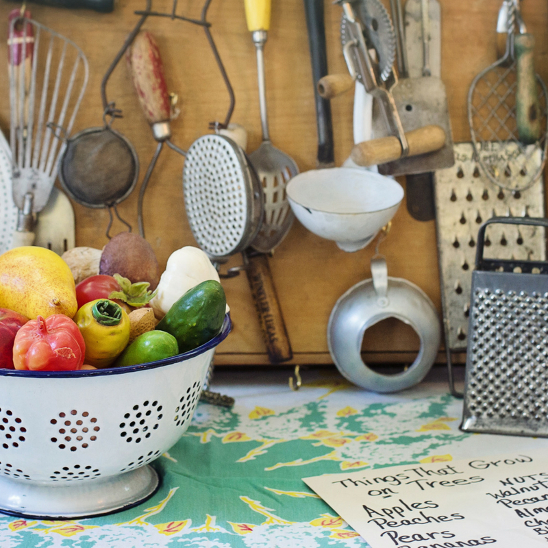 GET YOUR KITCHEN READY FOR WHOLE30