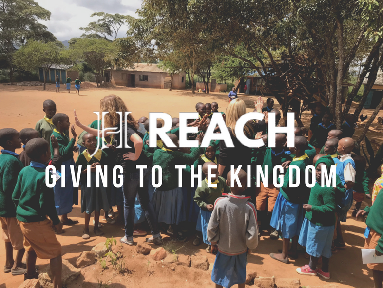 JH REACHGENERAL FUND - By giving to the JH Reach General Fund, your gift will be given to Kingdom organizations in need based on the JH Reach Giving committees standards and policies. We use this fund to be able to raise funds for ministry projects that our employees and business partners can give to.