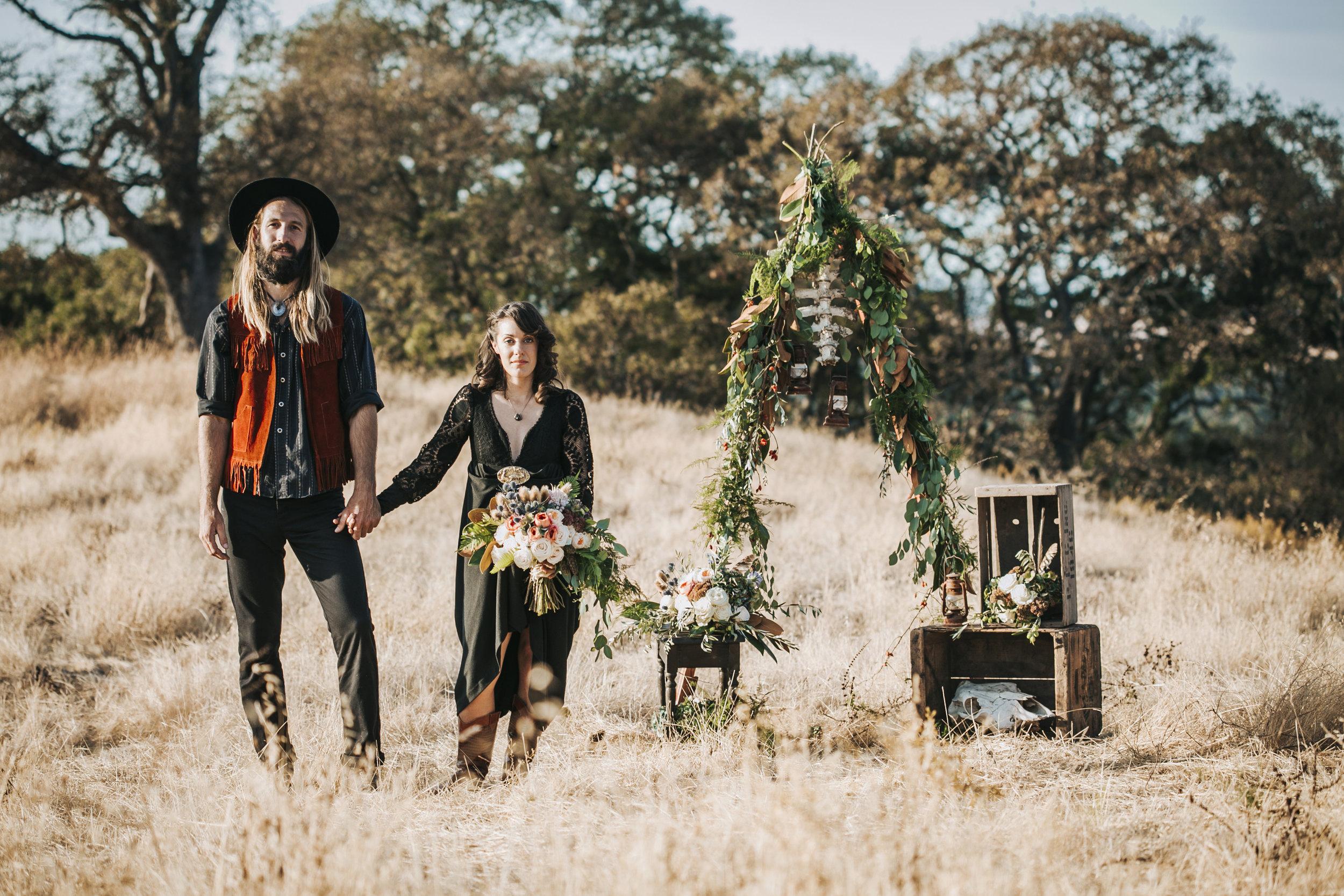 Turn of the Century - Photography by Jasmin Vant Photography & Abby Clayden Photography