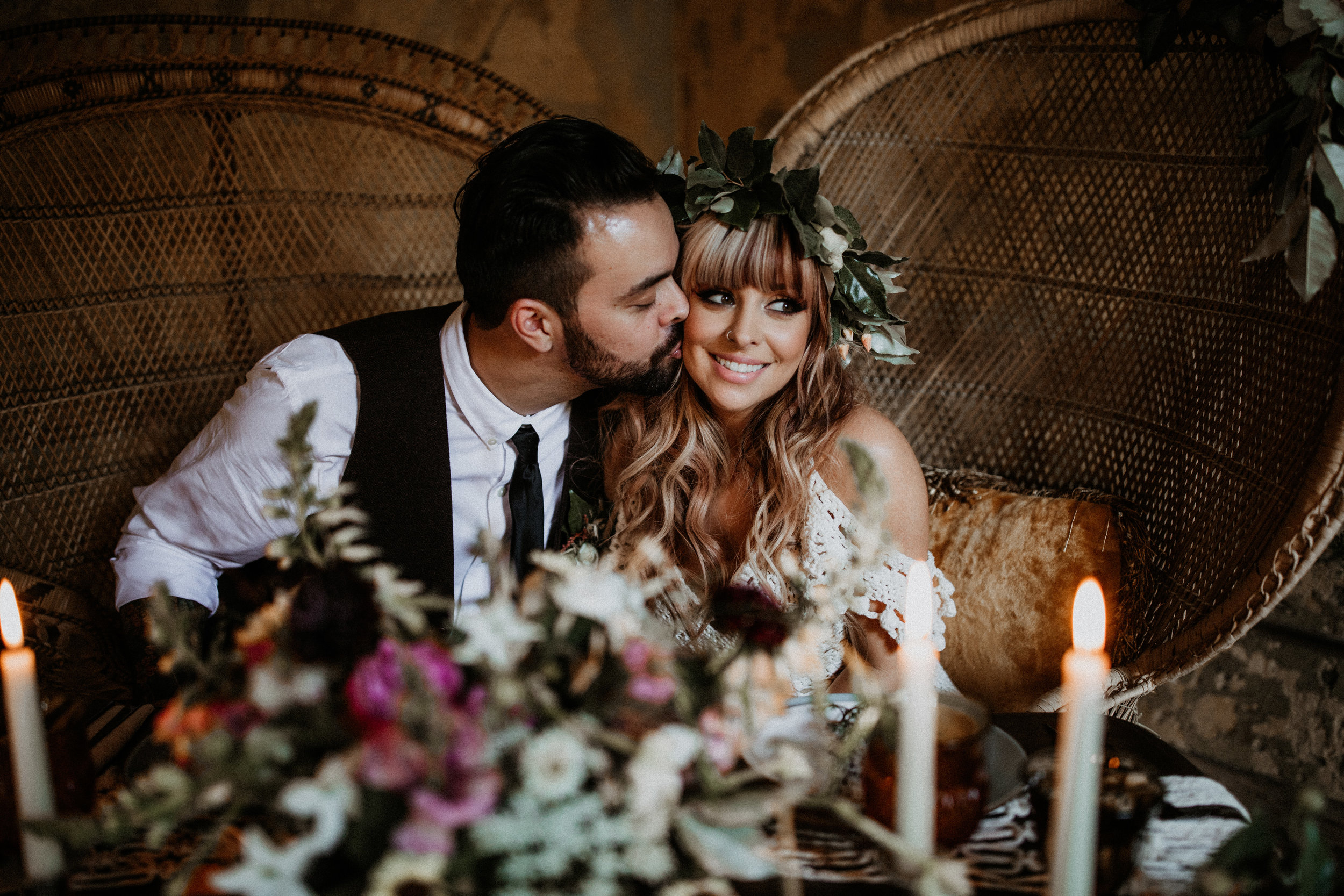 Summer Solstice - Photography by Will KhouryAs seen in Junebug Weddings