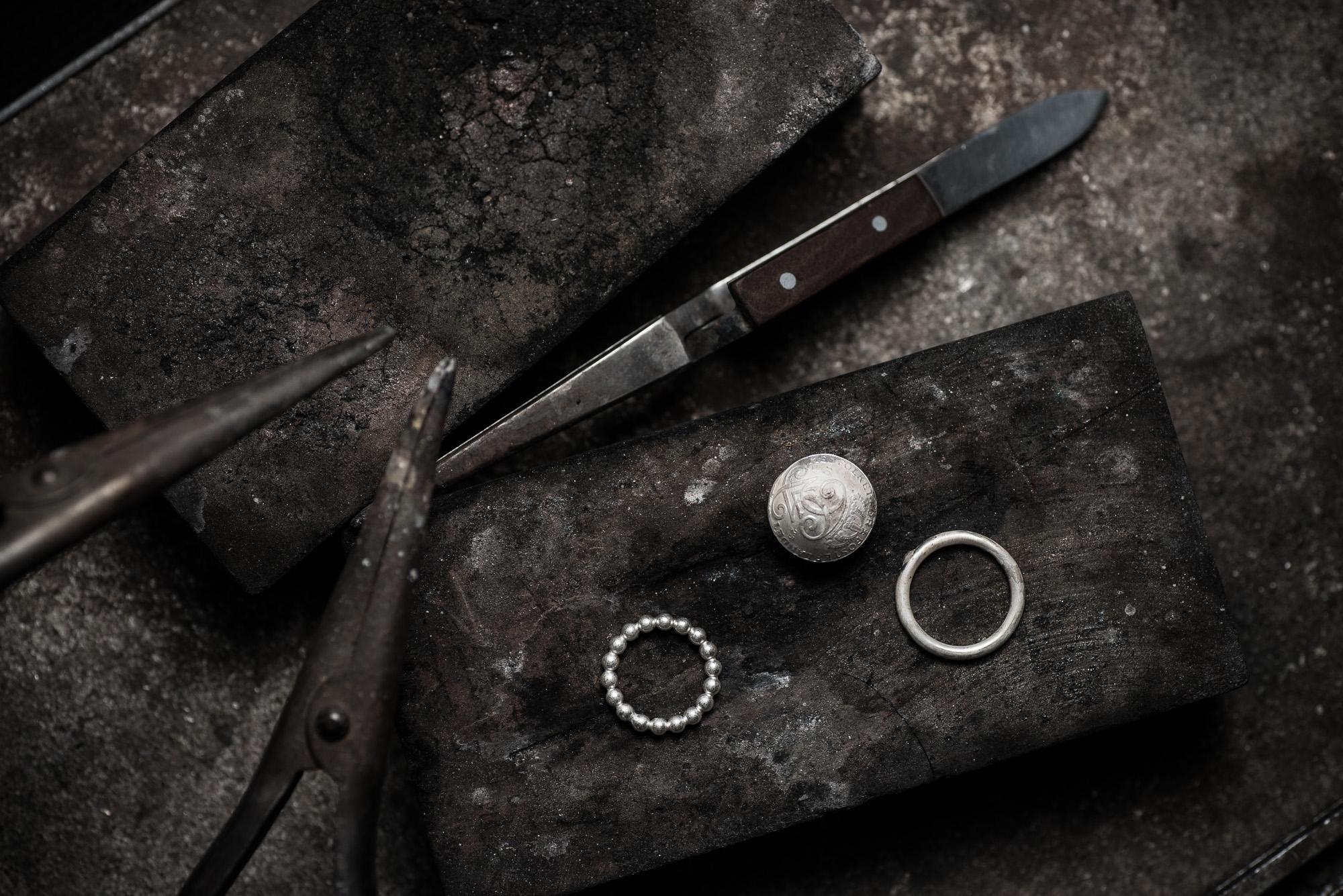 Smyckevalvet - Där ditt smycke blir skapat