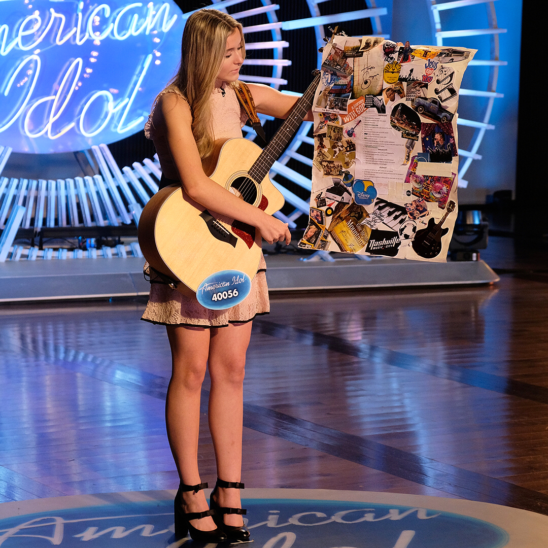 PHOTO: American Idol /  Instagram