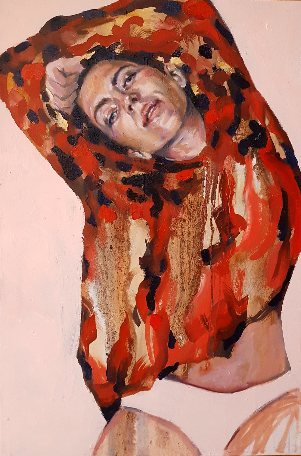 Undress  (2018),  Amaia Marzabal
