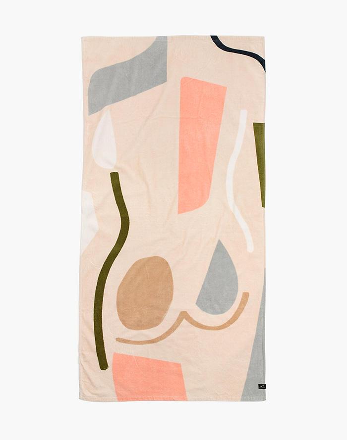 PHOTO:  Madewell in Residence x Kit Agar Beach Towel