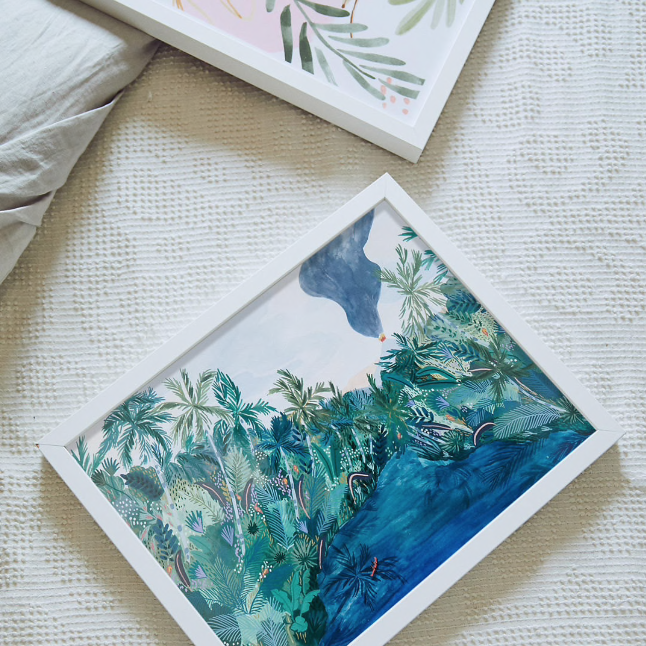 PHOTO:  Madewell in Residence x Ohkii Studio Print