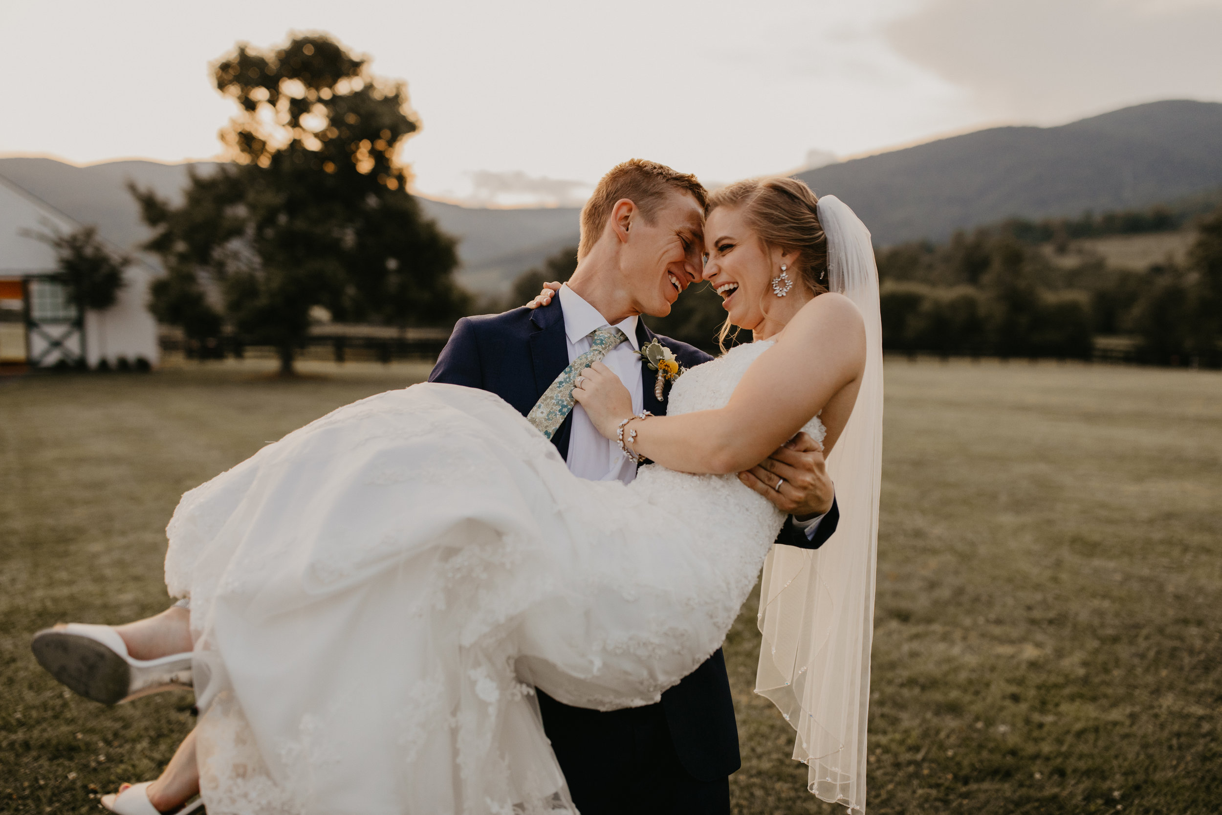 Photographer: Candle & Quill Photography: King Family Vineyards