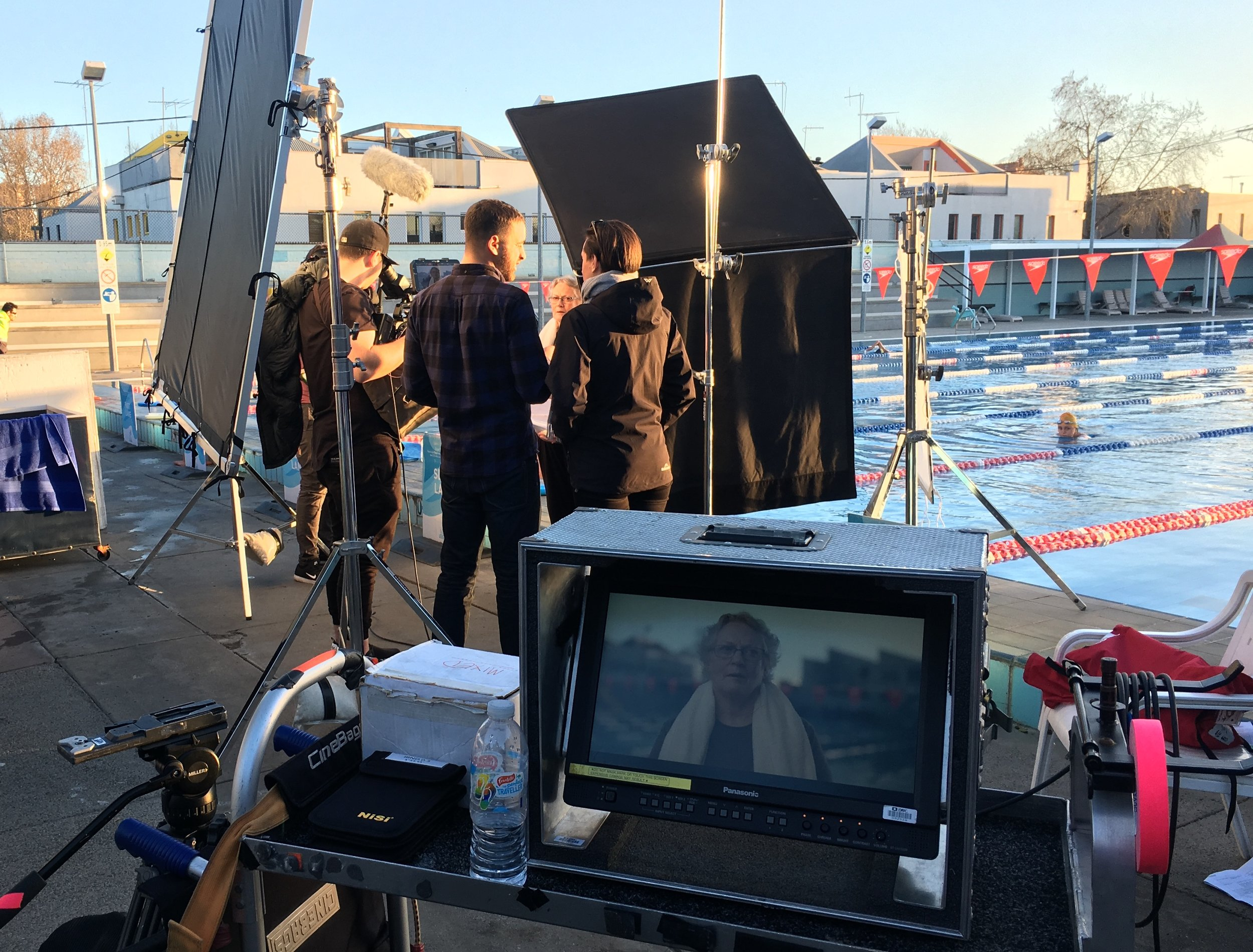 Medibank - Behind the Scenes - Video Production