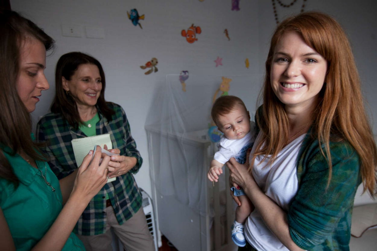 Actress Isla Fisher has starred in hit films including Baz Luhrmann's  The Great Gatsby . Isla helped launch Save the Children's breastfeeding campaign in 2013.  Credit: Save the Children