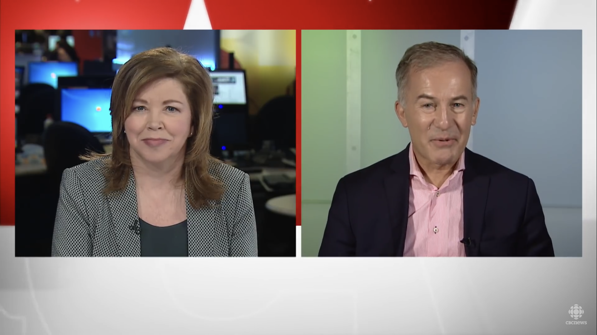 CBC News Network, March 28, 2019: I speak to host Carole MacNeil about the upcoming presidential elections in Ukraine. Click   here