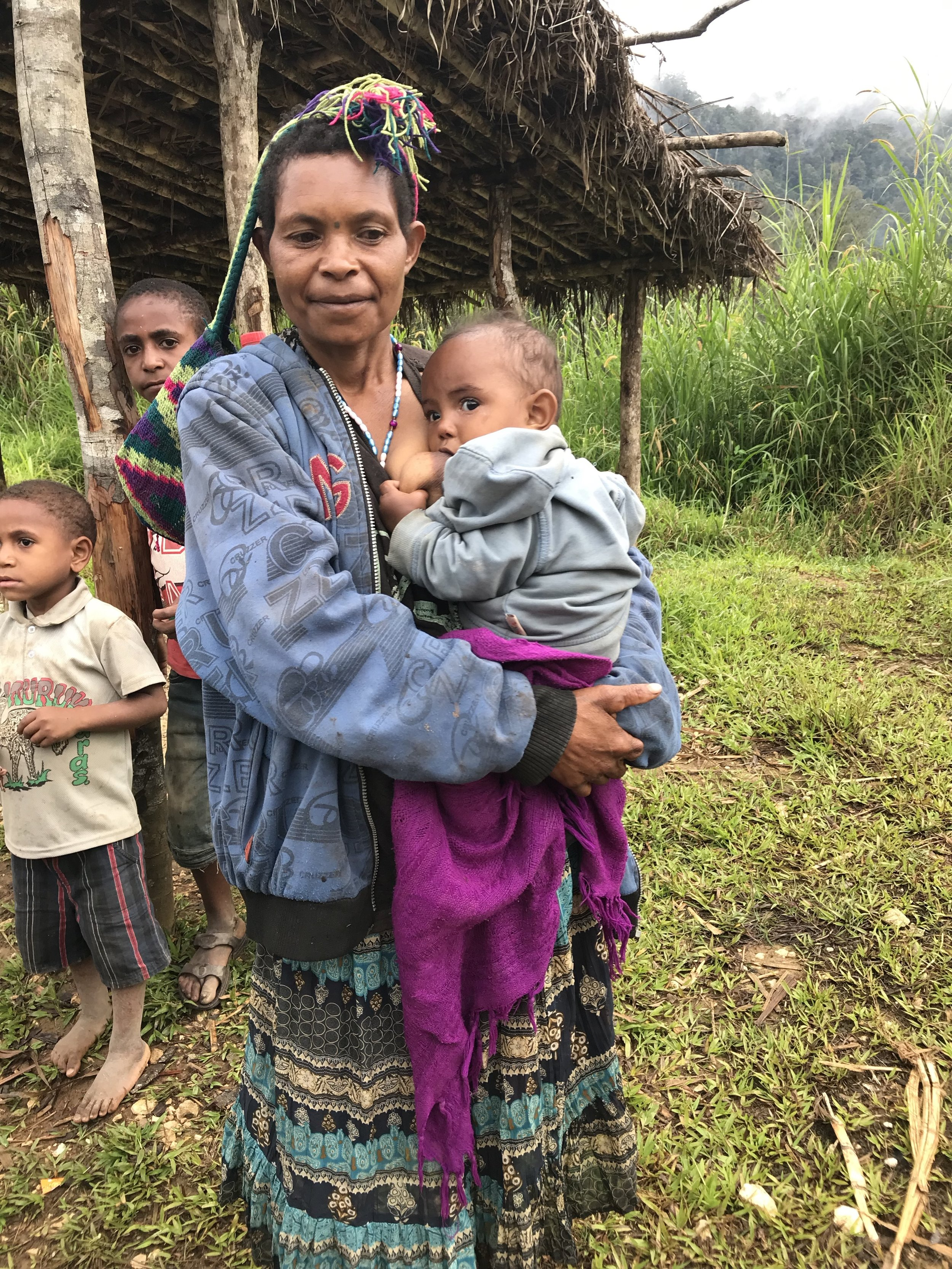 Women bear a disproportionate share of the violence in Papua New Guinea