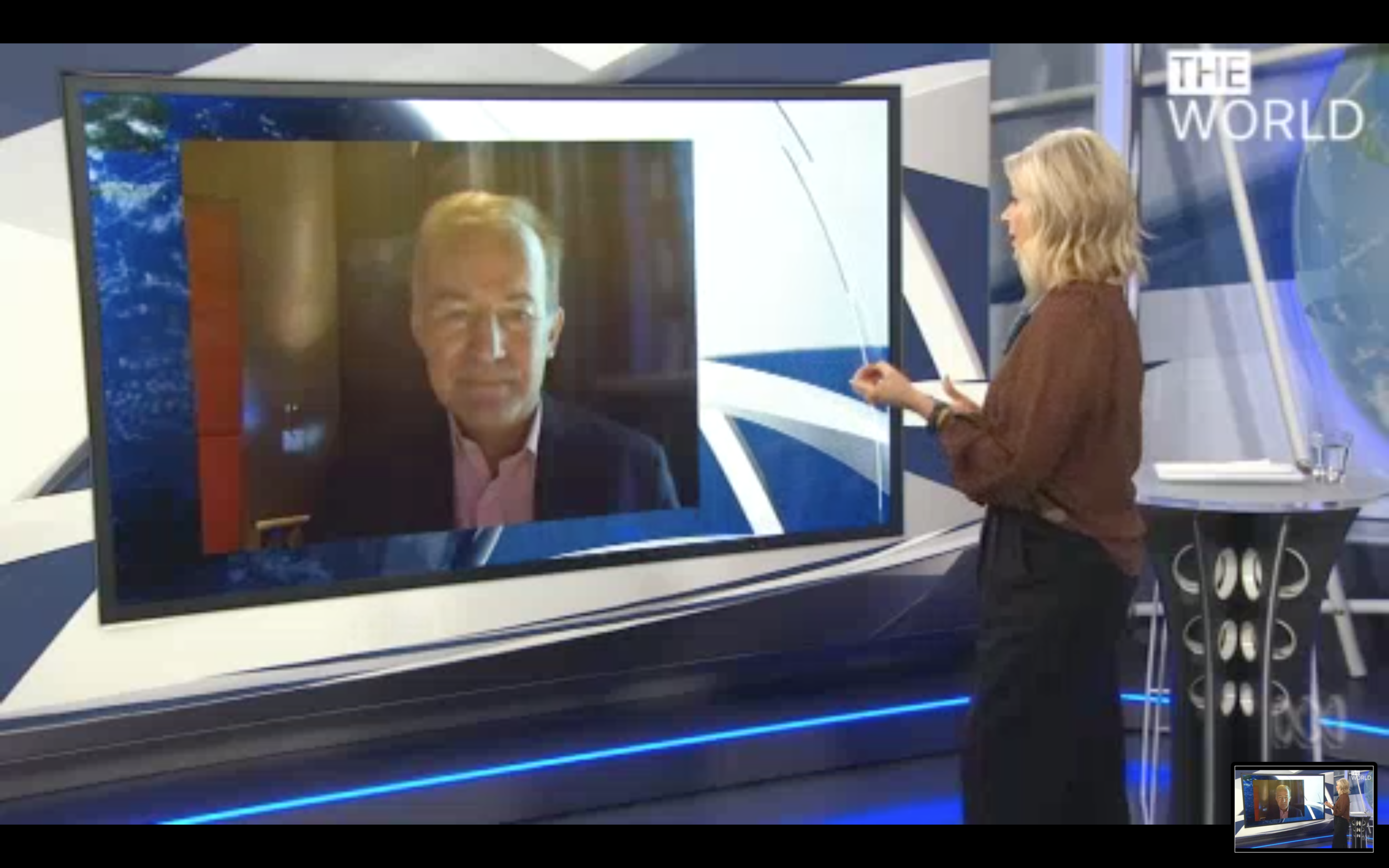 ABC TV: The World, July 17, 2019: Global affairs analyst, Michael Bociurkiw says relatives of victims killed in the MH17 downing, are pained to hear the Malaysian Prime Minister cast doubt on the investigation, as they commemorate five years since the tragedy. To watch, click   here