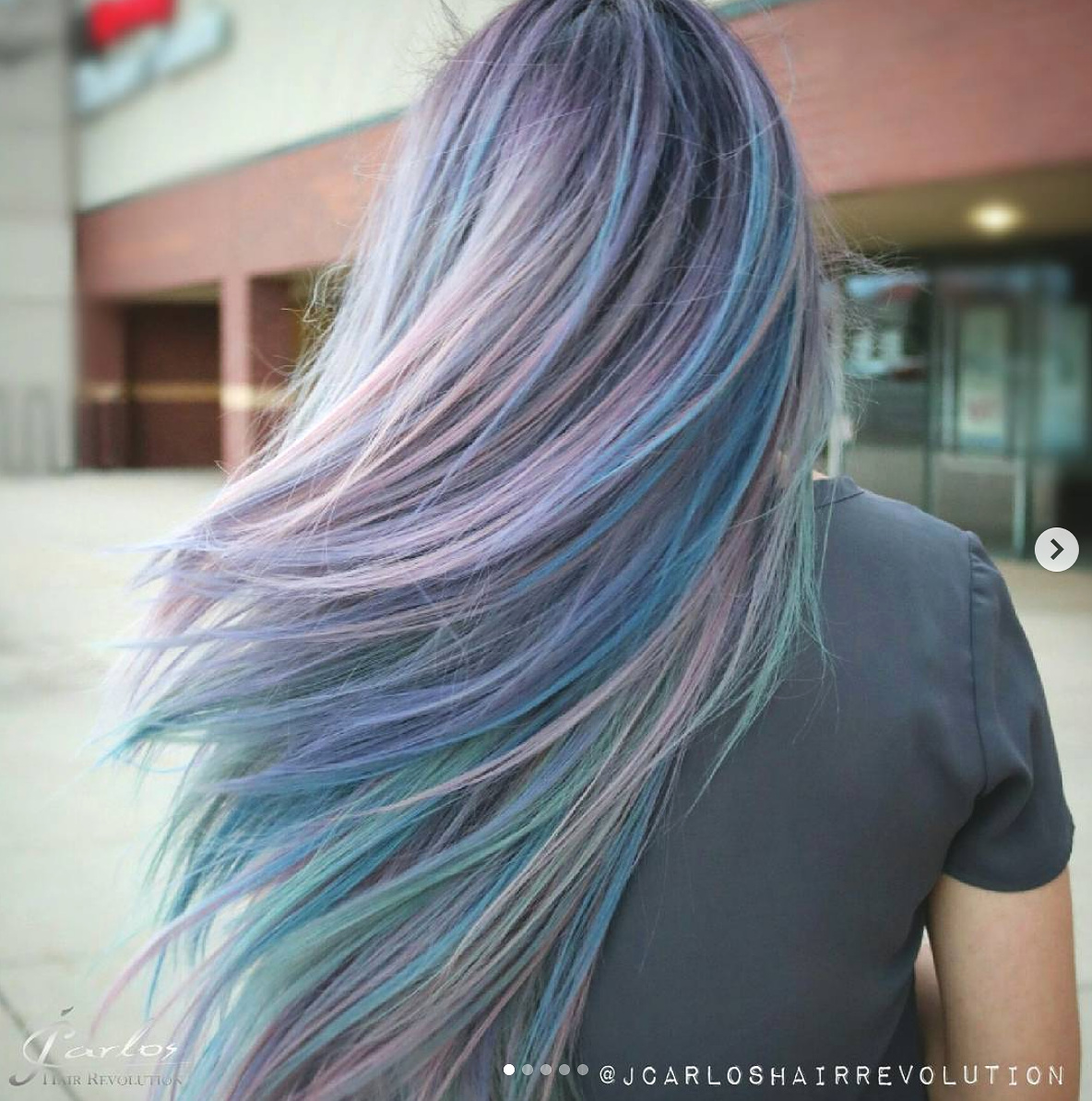 Correctives / Fantasy Colors Starting at $280 - This service is for clients looking to add fantasy, vivid or pastel colors to their hair like purples, bright reds, greens… etc.All color services include an In-Salon Olaplex Treatment and blow-dry with style. Keep in mind it can take multiple hours… make sure to block your calendar and not make any plans. You will be in the chair for multiple hours and there are no shortcuts. We can only estimate a time frame and price for the service... final pricing will be given at the end of the serviceFor all color services, charges are estimate at $100 for the first hour and $60 for every additional hour. Price will vary based on the desire look.