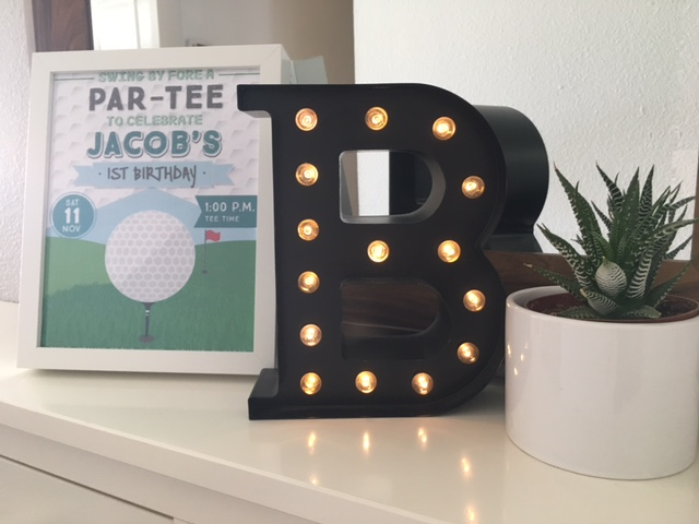 golf party invitation boy birthday party ideas.JPG
