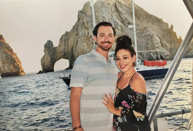 """This photo was taken on the """"Cabo Escape"""" cruise in front of the famous Cabo San Lucas Arches. Photo by DGC."""