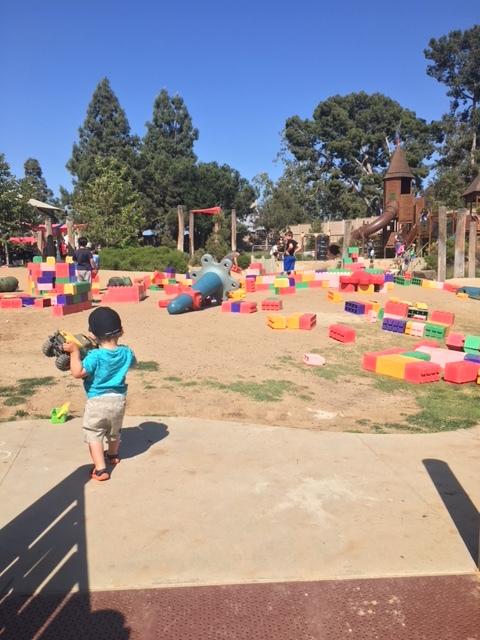 adventure playground irvine giant legos.JPG