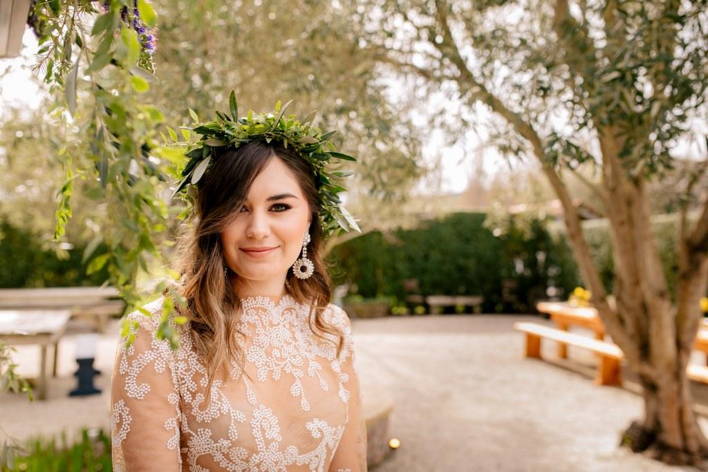 Cossars Spring Wedding