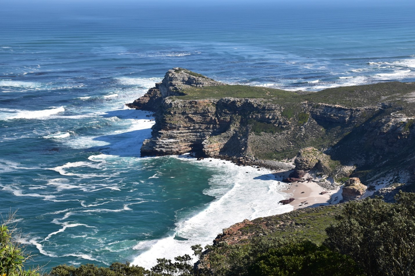 Cape Point. Photo courtesy of Adam Yates.