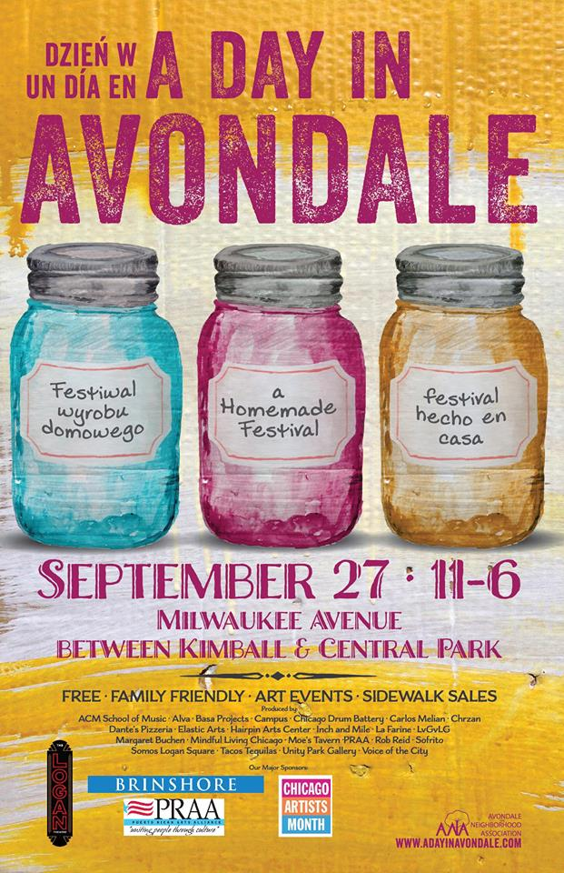 Neighborhood arts festivals like A Day in Avondale
