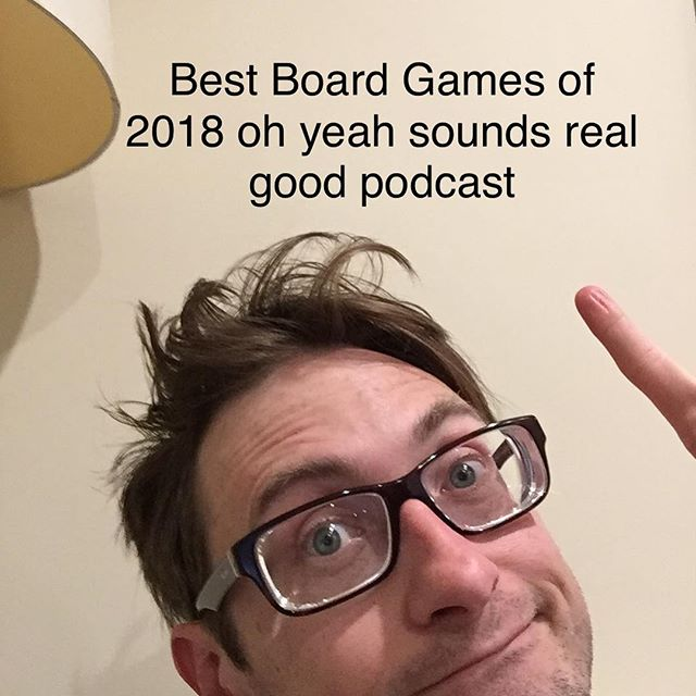 New Flavor Text goodness up now! A great new article by Craig Bridger about the perils and pleasures of being a sore loser! New podcast, too - featuring our top games of 2018! (Along with Hype Train coverage on the lovely WINGSPAN!!) flavortext.com!! . . . #boardgames #podcast #bestgames2018  #wingspan #centuryeasternwonders