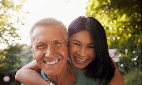 Marina & Bob rekindled the romance in their marriage