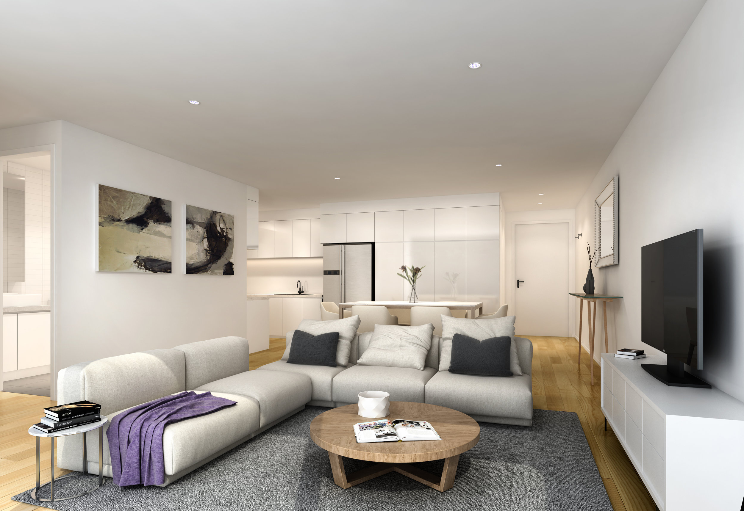 Type 2A - Two Bedroom Apartment - Scheme A.jpg