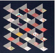 Jenny Gifkins Japanese influenced Textiles