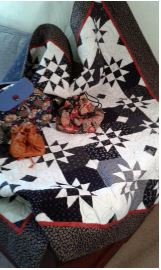 Talented Quilter Sian Roberts