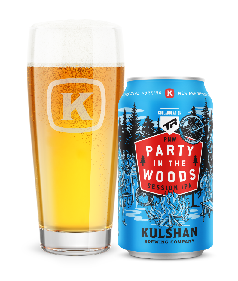 kulshan party in the woods ipa