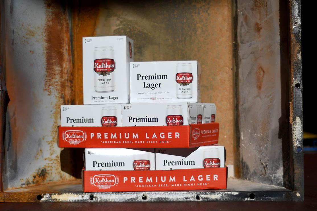 Kulshan Brewing Premium Lager