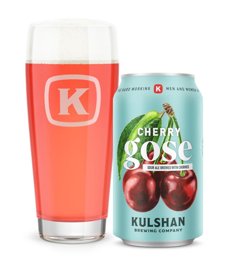 Kulshan Brewing Company Cherry Gose