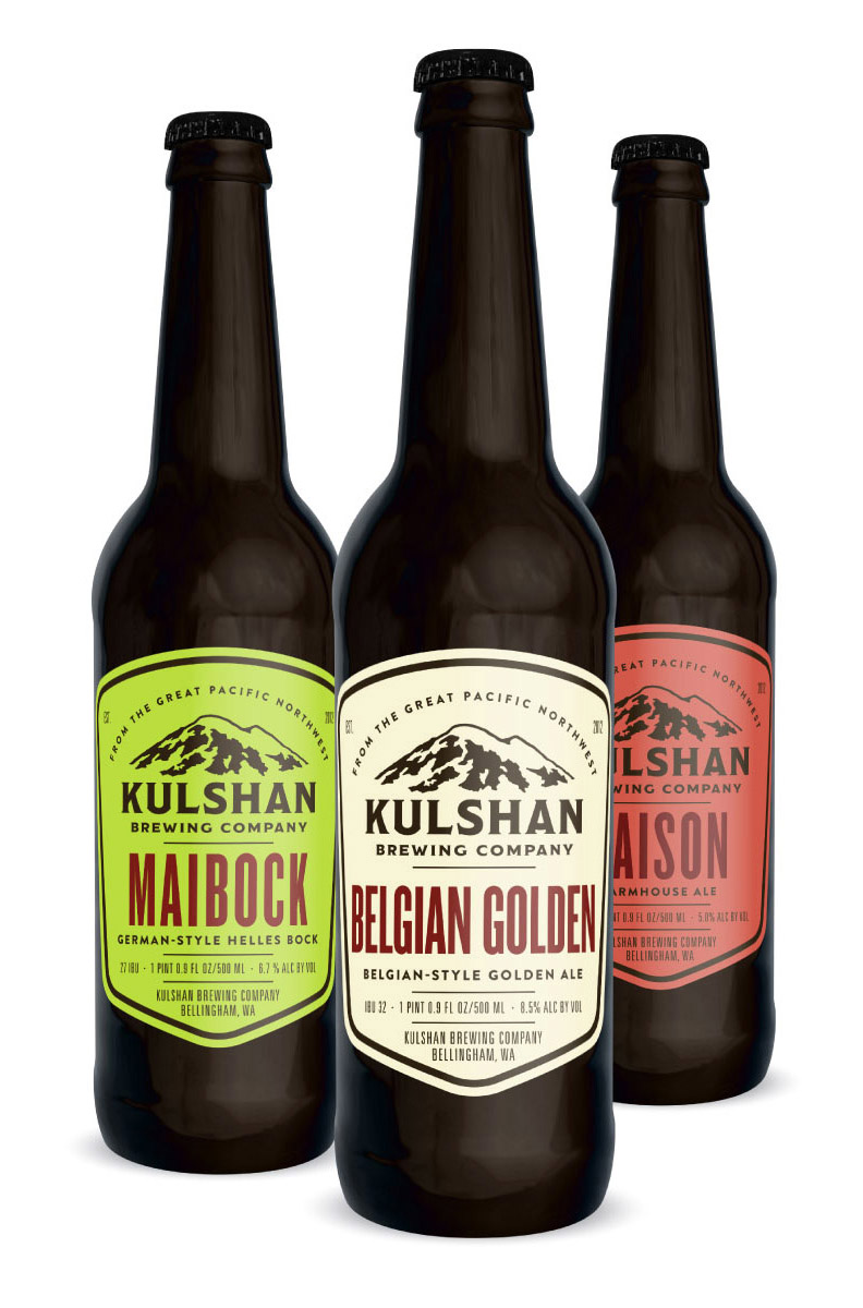 Kulshan Season Bottles