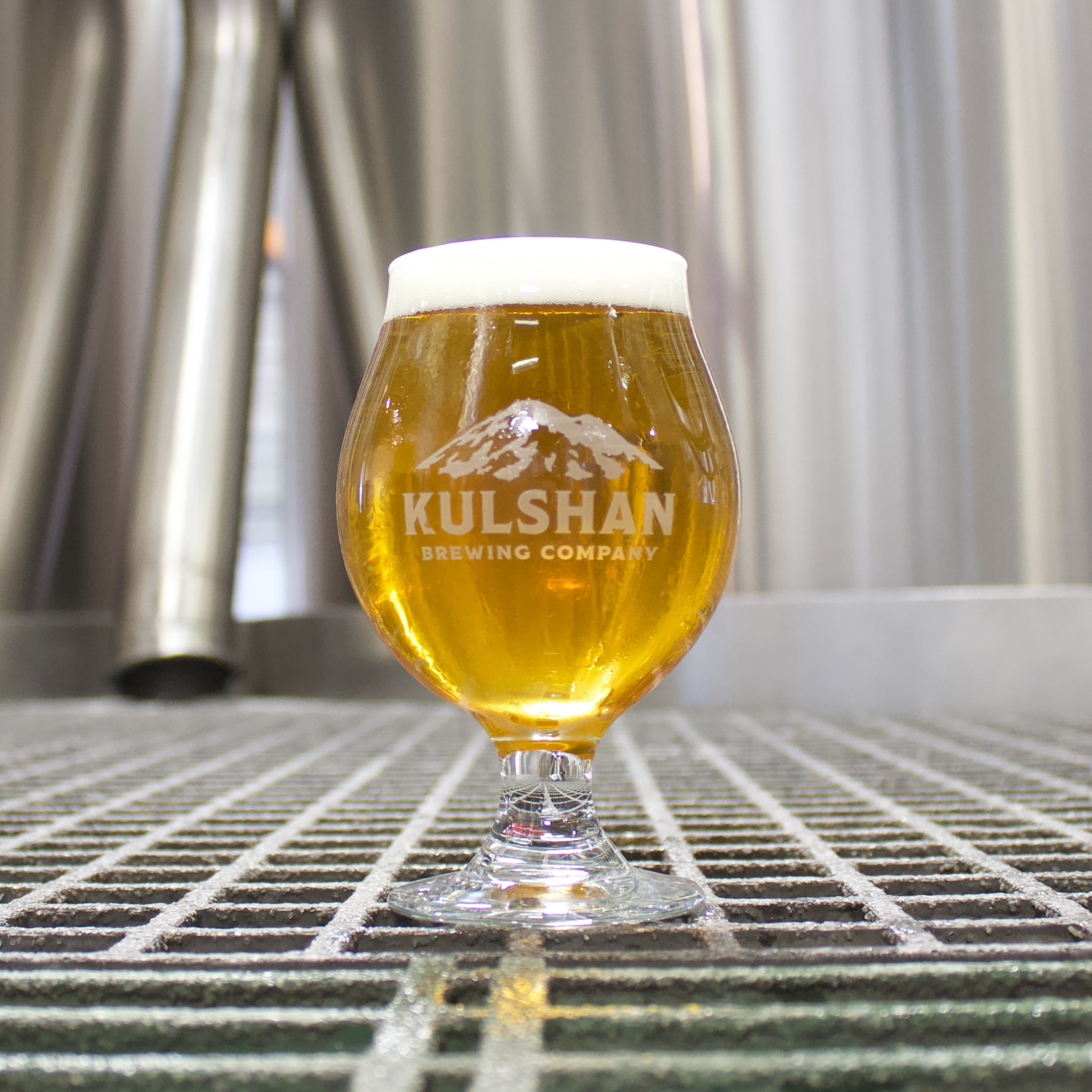 Golden Hour French Saison from Kulshan Brewing