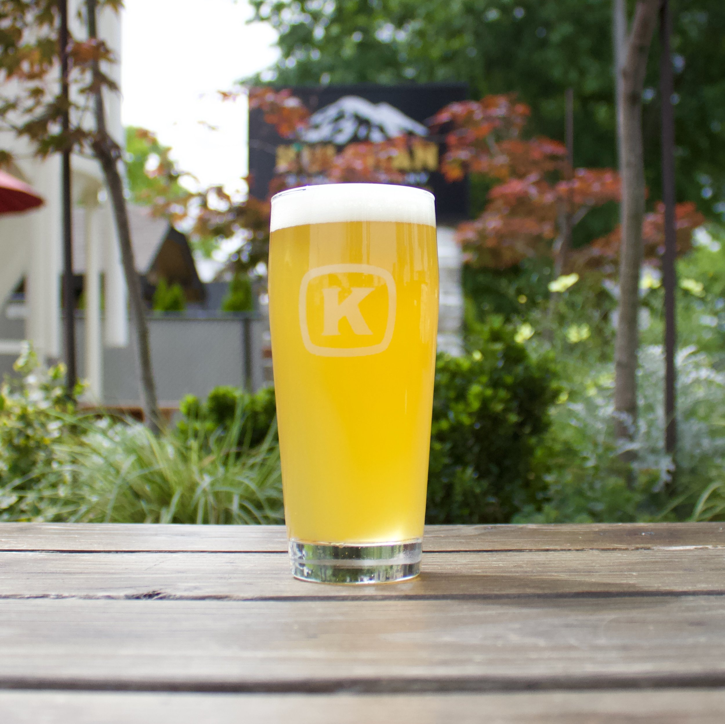 Goods Hit Hazy Pale Ale from Kulshan Brewing Co.