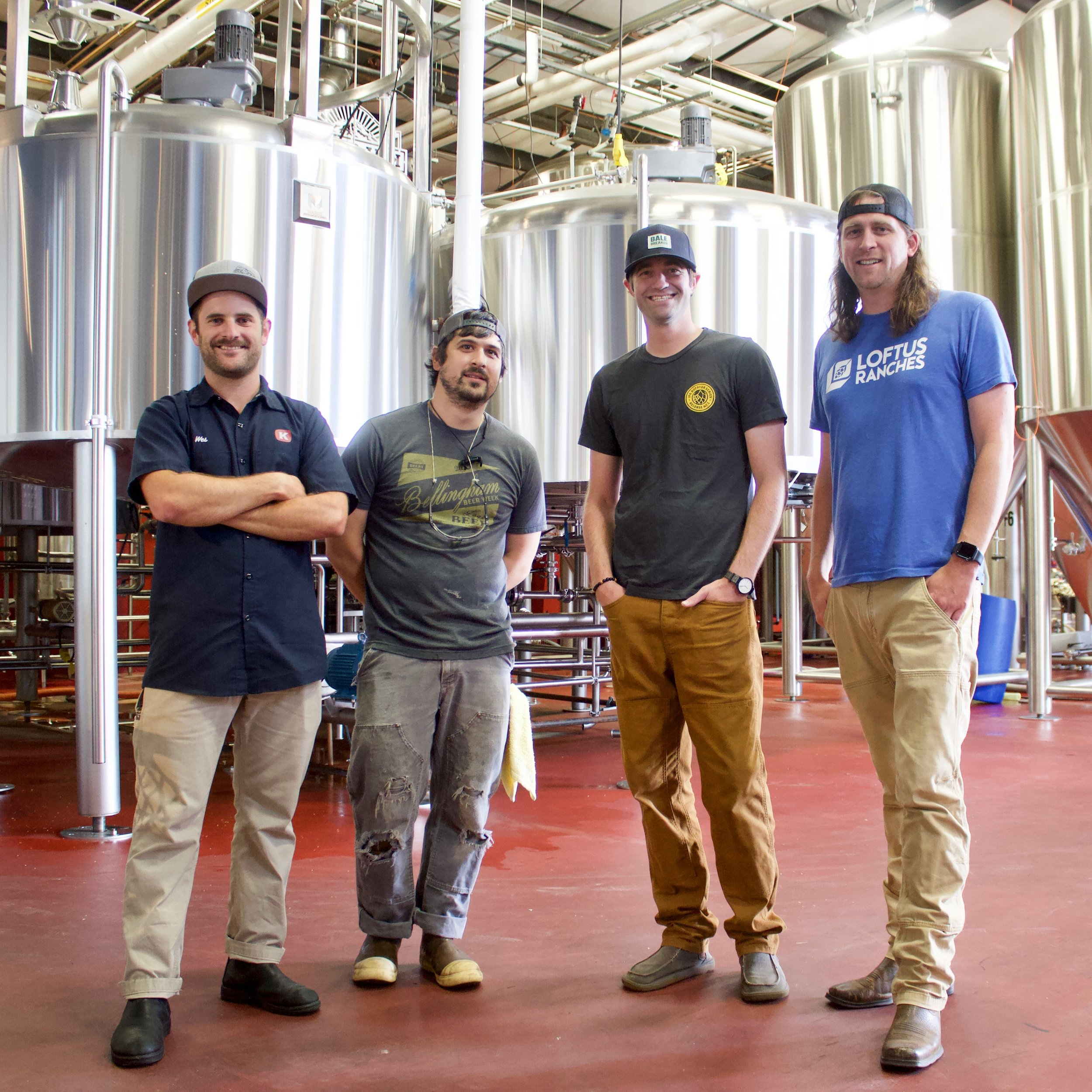 Kulshan and Bale Breaker Brewing making a collaboration beer for the 2019 Beer Prom event.