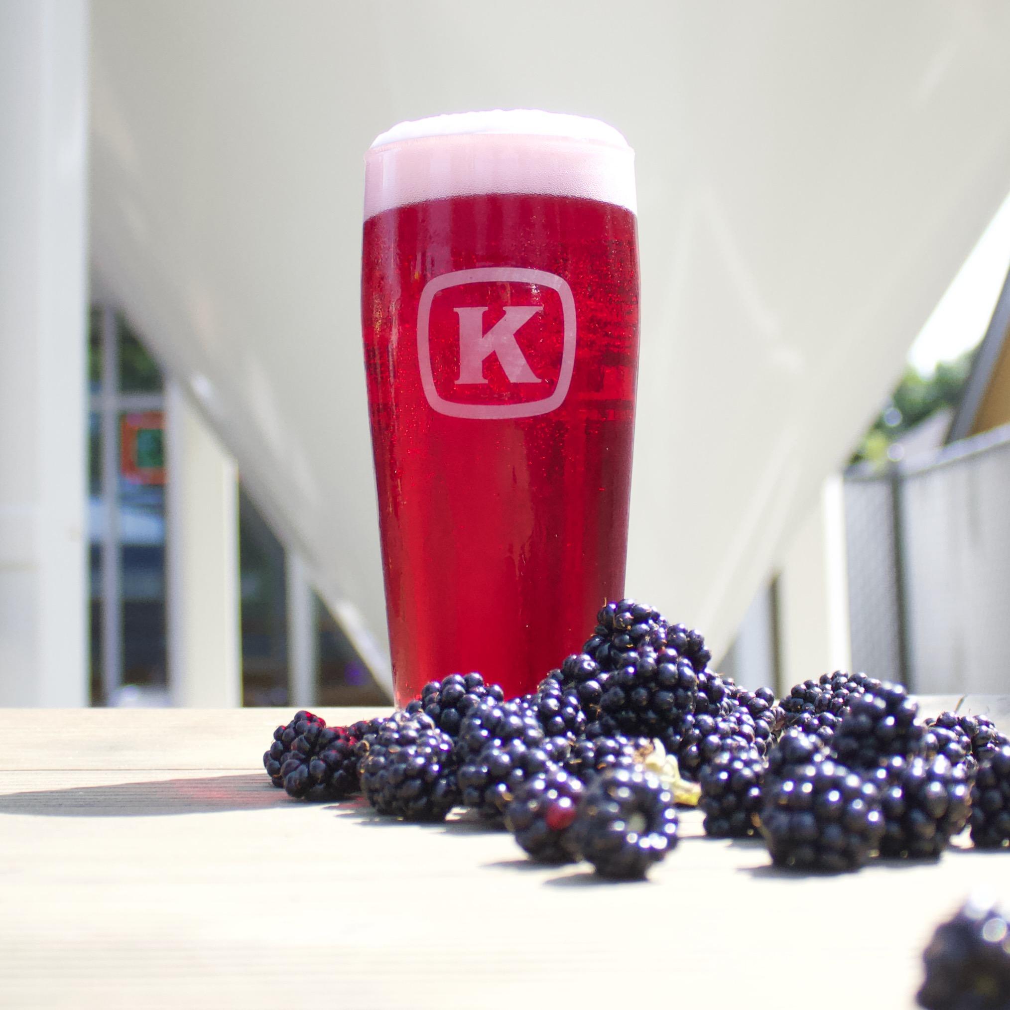 Blackberry Apero from Kulshan Brewing