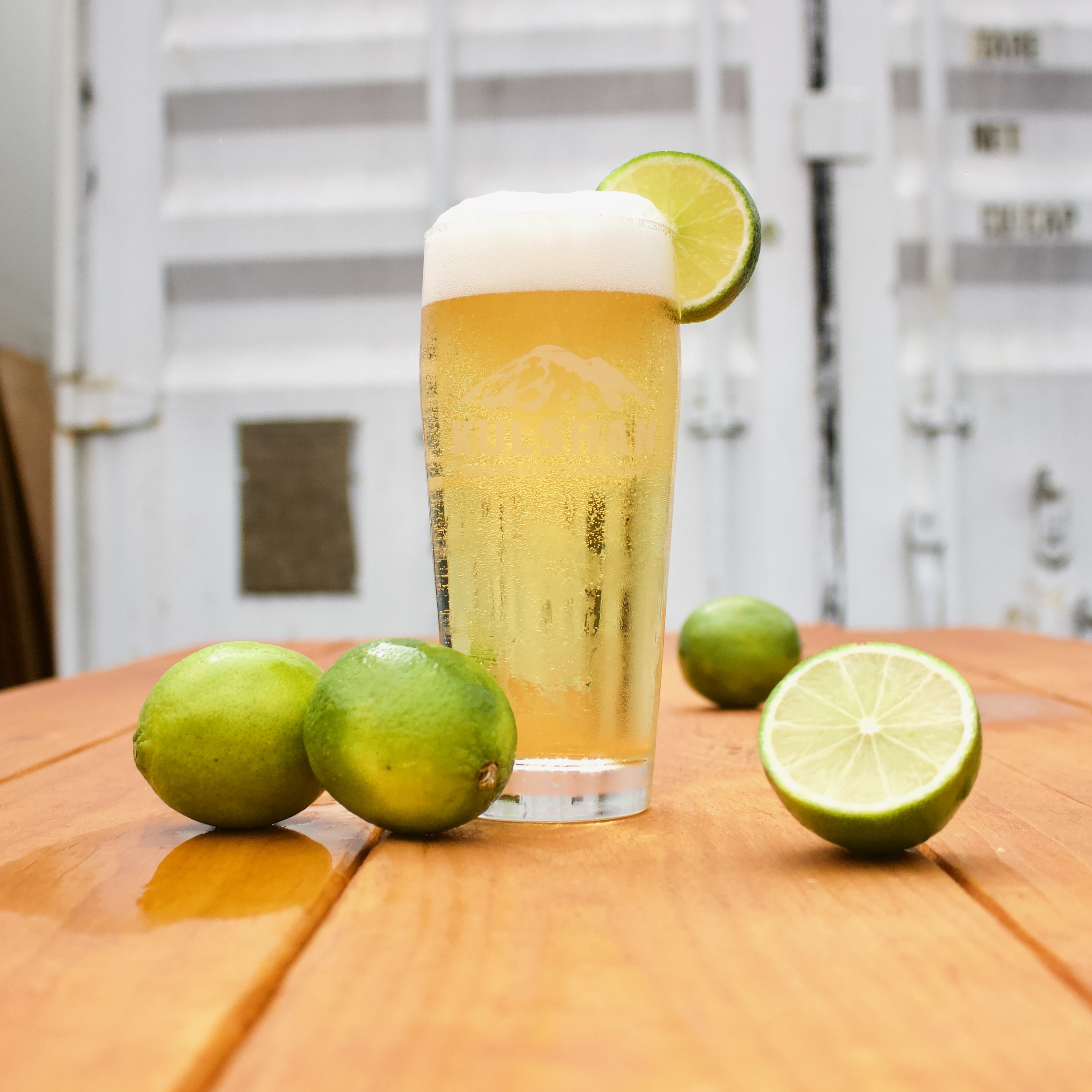 Pale Mexican Lager from Kulshan Bewing