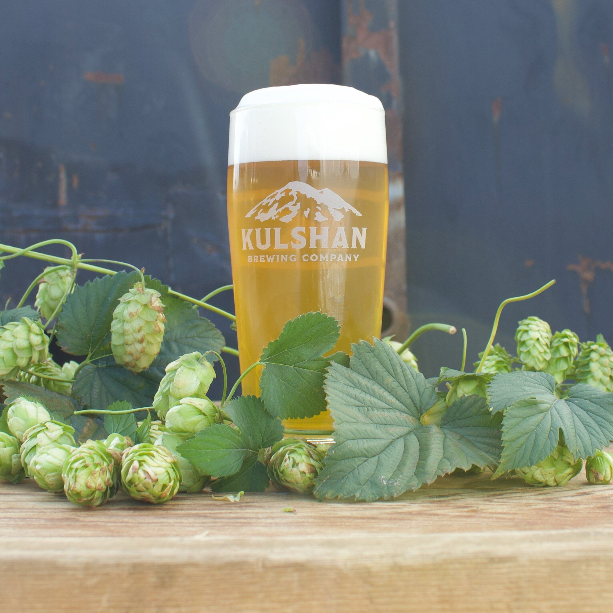 Fresh Hop IPA from Kulshan  Brewing Co.