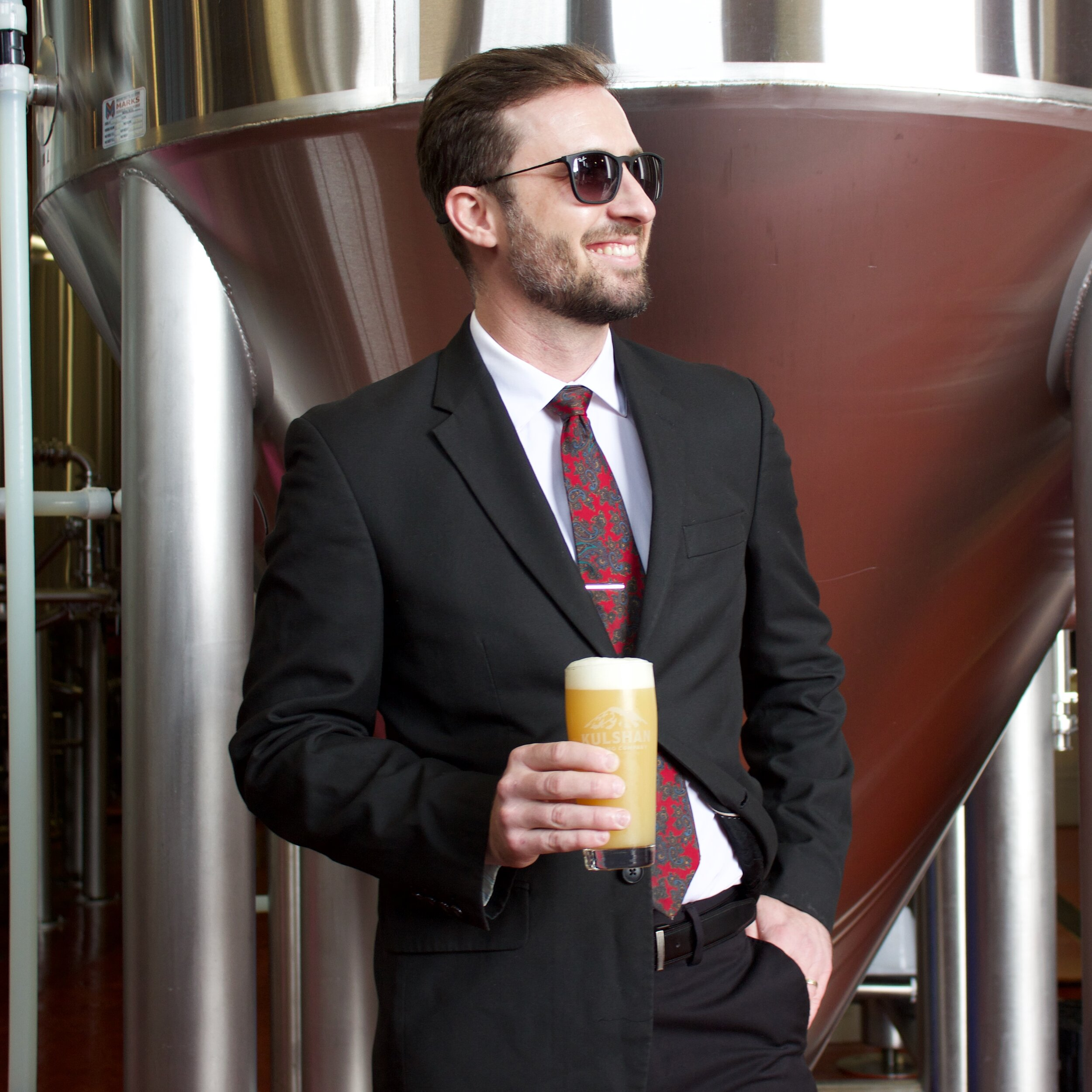 Business Time Hazy Pale Ale from Kulshan Brewing
