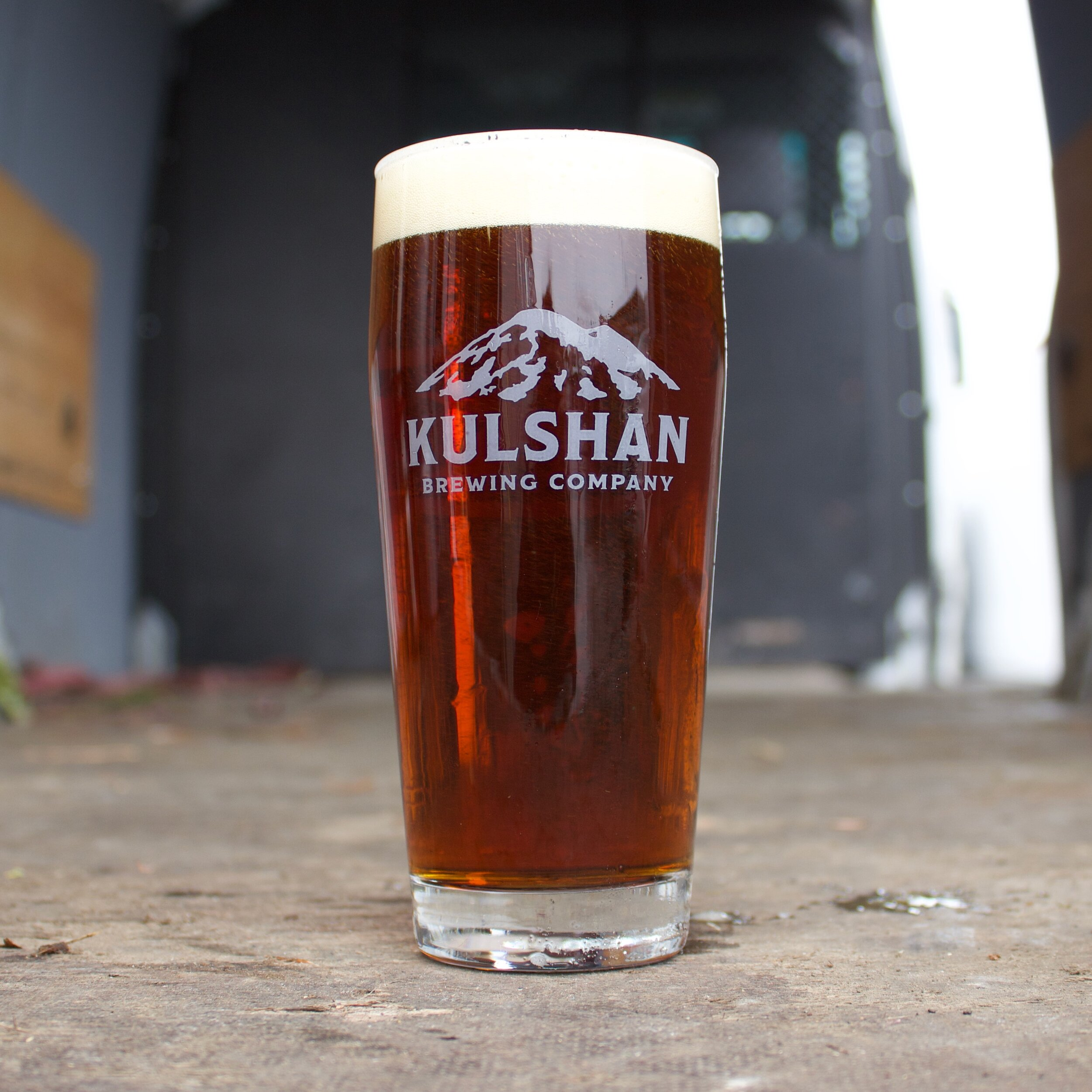 Misty Morning Brown Ale from Kulshan Brewing