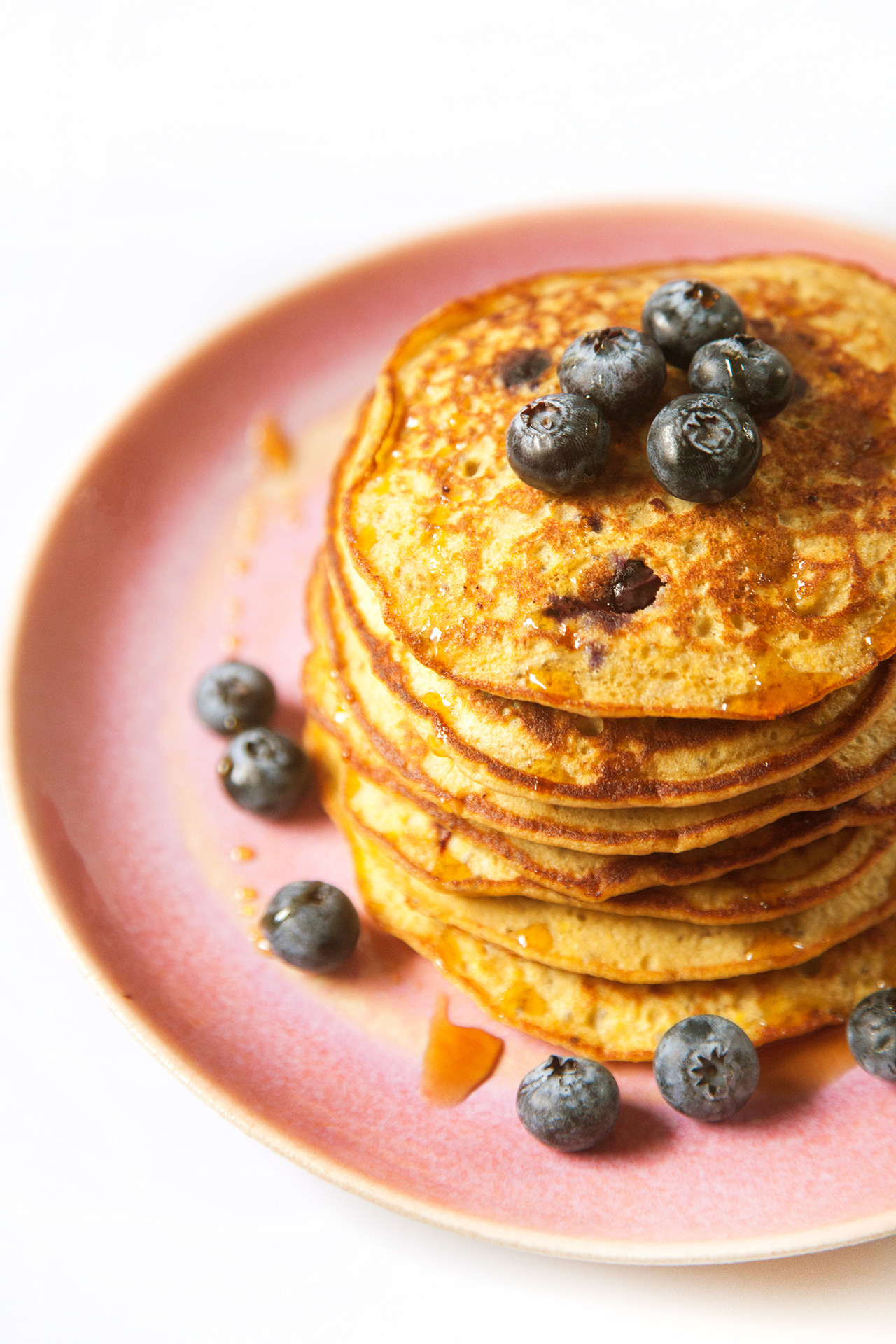 Protein Pancakes   Barre Fitness Blog - Recipe Here