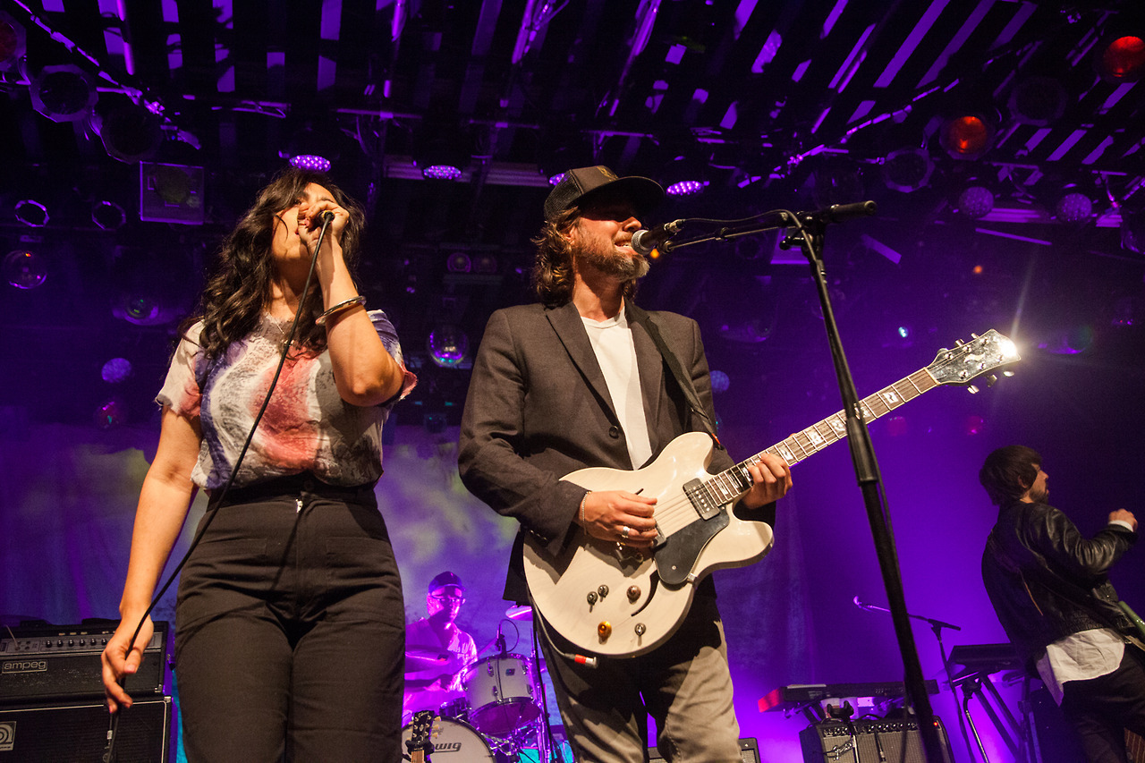 Broken Social Scene  Commodore Ballroom - Vancouver, BC - October 20, 2017 ( See the review on Exclaim! )
