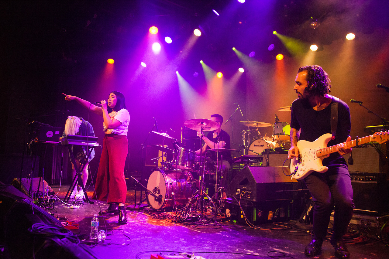 The Belle Game  Commodore Ballroom - Vancouver, BC - October 20, 2017