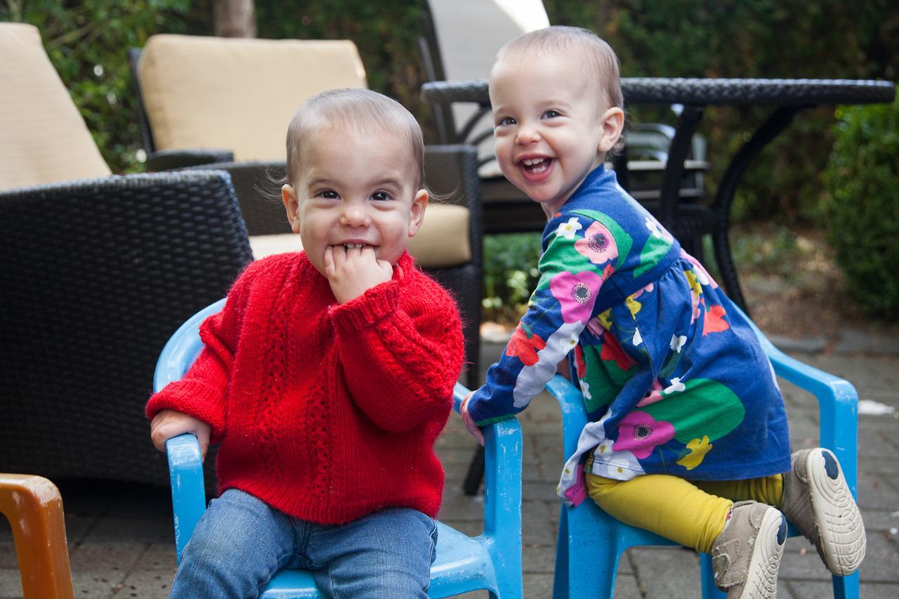 Miller Twins  October 2017