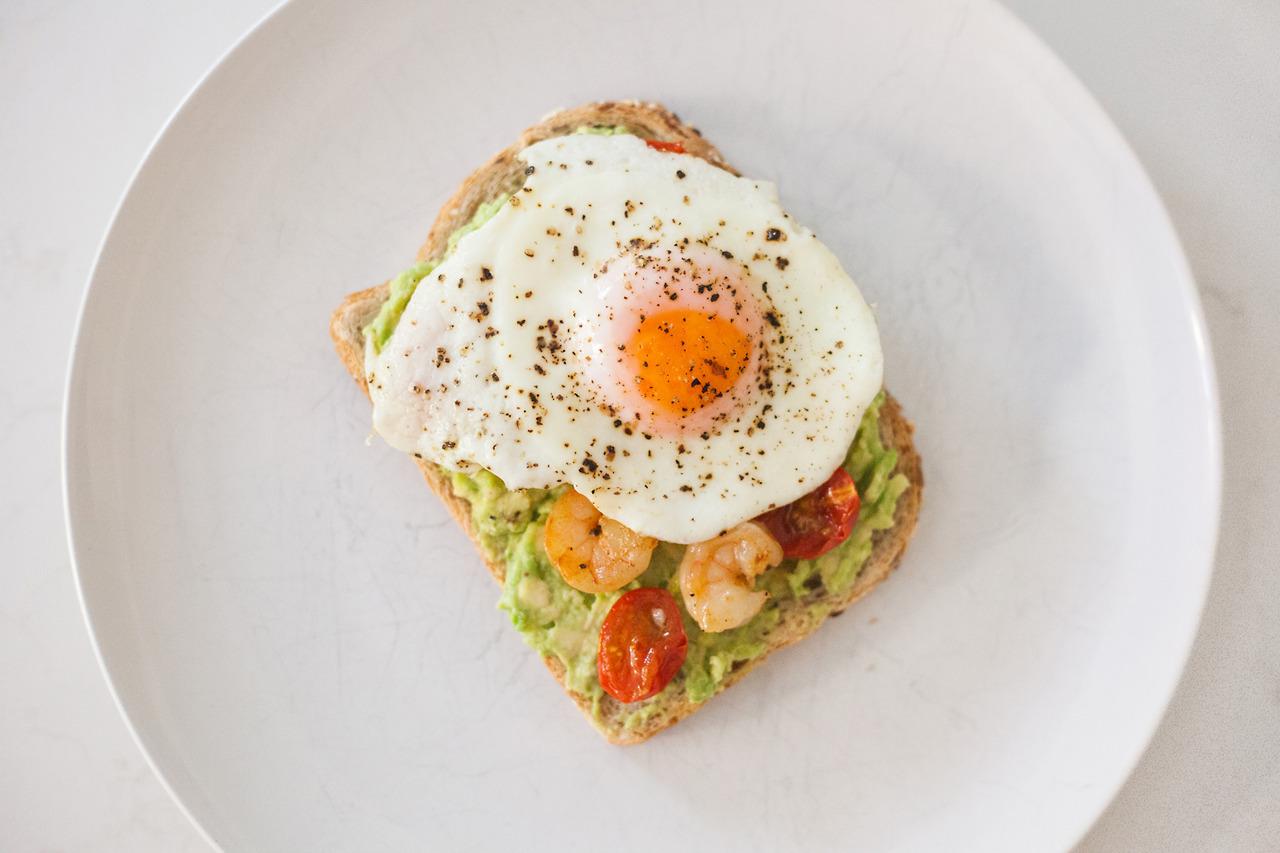 Avocado Toast   Barre Fitness Blog - Recipe HERE
