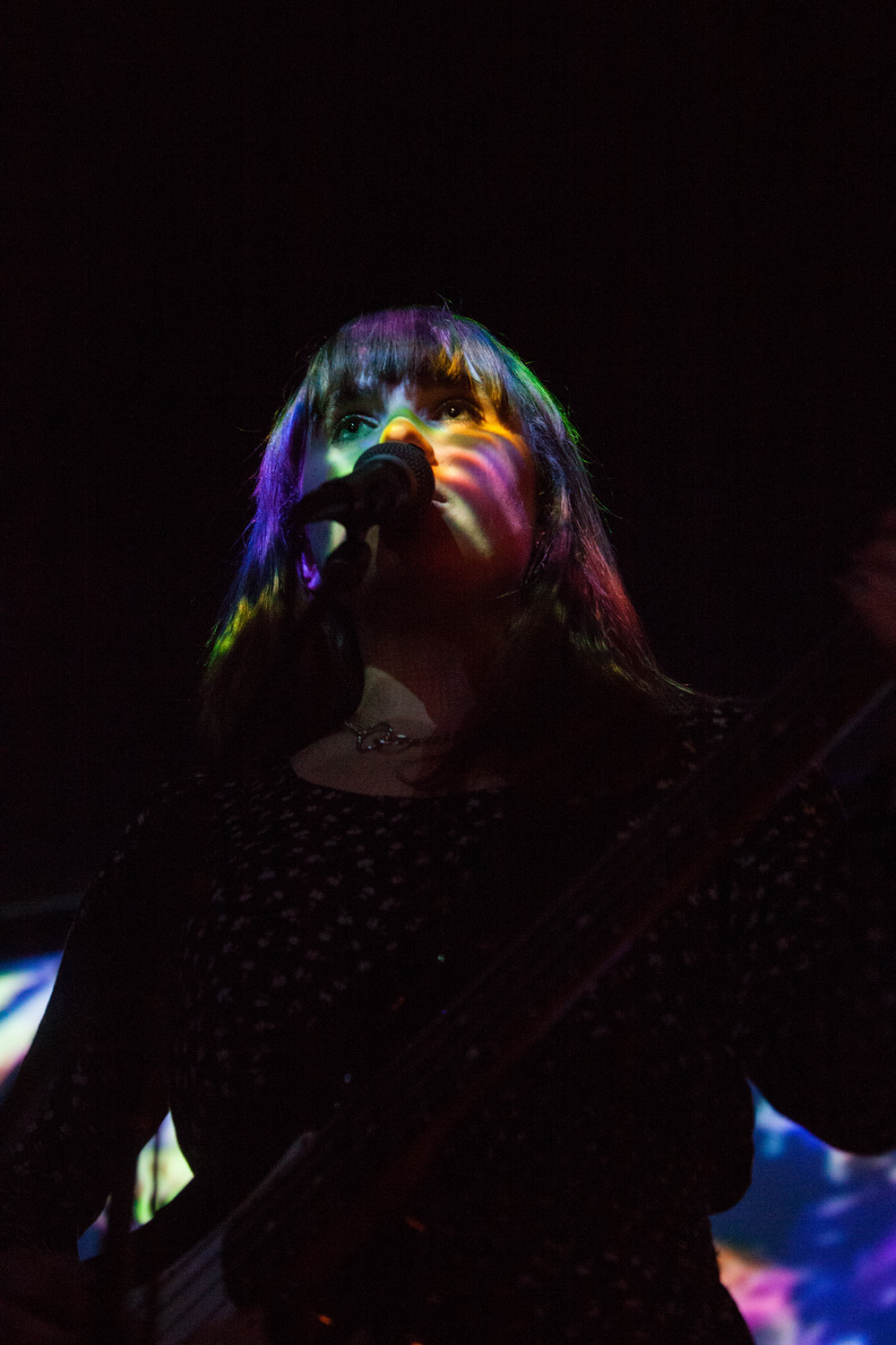 Louise Burns  @ The Lido Vancouver, BC March 5, 2016