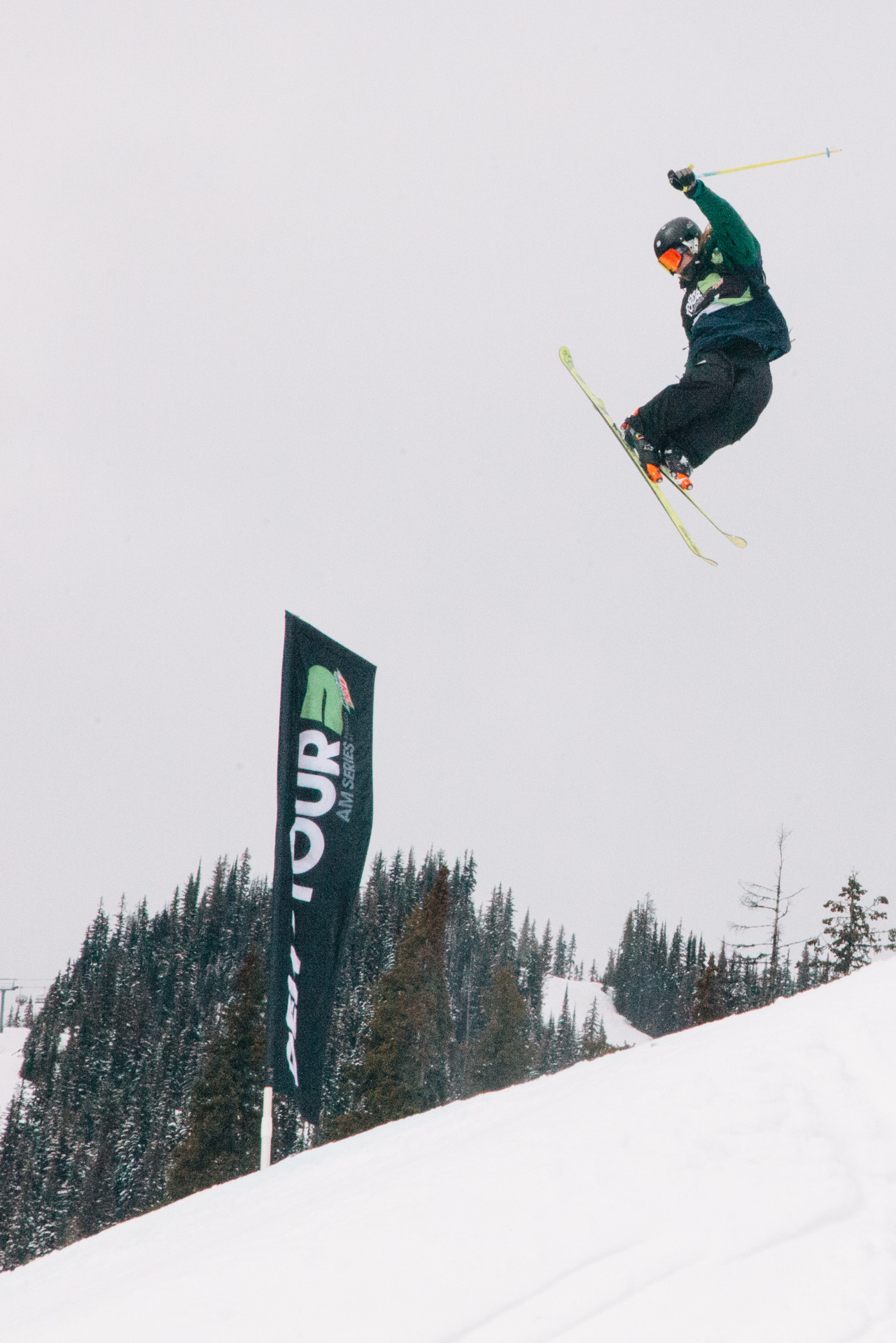 Last week I went to Sun Peaks for 24 hours to catch the  DEW Tour AM Series  ski and snowboard (slopestyle) competition.   It was pretty awesome, and kinda crazy what these amateur riders could do!  I JUST finished the post on it over on VIA… click here to check out more photos and a run down  of the events. Also, The Sheepdogs came in from the Junos in Winnipeg for a show so I got to shoot that as well.